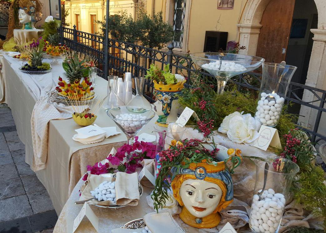 Auguri Matrimonio Siciliano : Banchetti ricevimenti